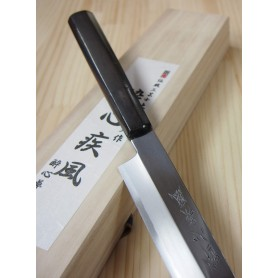 Faca japonesa yanagiba SUISIN - Série hayate by Itsuo Doi - tam:27/30cm