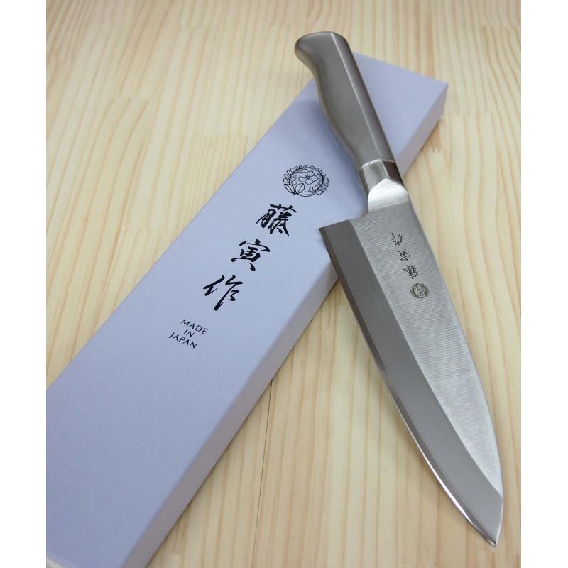 Faca japonesa deba FUJITORA (Antiga Tojiro pro) - Tam: 15/16.5/18/21cm