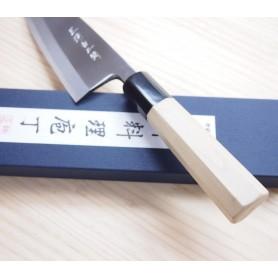Faca japonesa deba MIURA Série tokujo para canhotos- Tam: 13,5/15/16,5cm