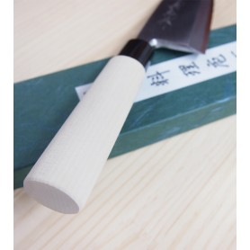 Faca japonesa deba YOSHIHIRO Série kasumi Tam: 12/13,5/15/16,5/18/19,5/21cm
