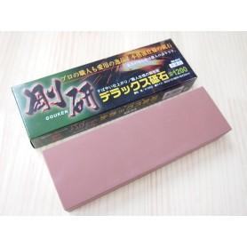 Pedra para amolar granulatura 1.200 - NANIWA - Série Gouken