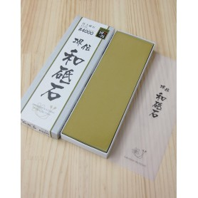 Pedra para afiar 4000 NANIWA Série Sakaiden watoishi