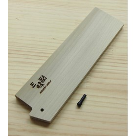Bainha - Saya de madeira para faca nakiri 16,5cm ZANMAI