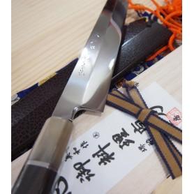 Faca japonesa yanagiba SUISIN Honyaki shiro1 - tam:30cm