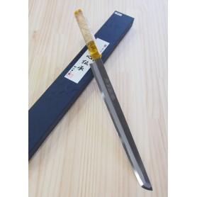 aca japonesa takobiki SUISIN - Série Especial Densho - Custom handle - tam: 30cm