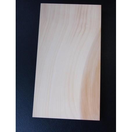 WOODPECKER いちょうの木のまな板 中 33×18×2.5cm