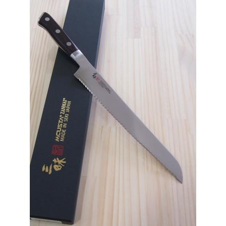 三昧MCUSTA ZANMAI クラッシック プレミアム ブレッドナイフ 23cm
