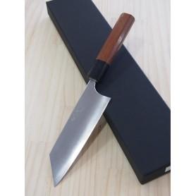 Faca japonesa kobunka KOTETSU SHIBATA Série R2 tam:15cm
