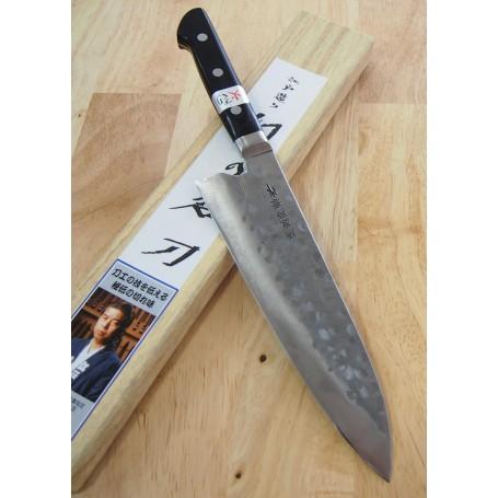 藤原照康TERUYASU FUJIWARA 幻の名刀 指切り付 牛刀 21cm