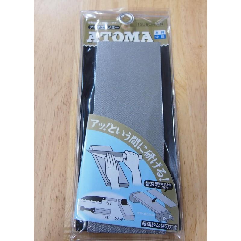 Pedra diamantada ATOMA 325 / 400 Tam:210x75x11mm