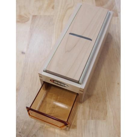 鰹箱KATSUBAKO 小柳産業KOYANAGI 木製鰹箱 四季の味 L型